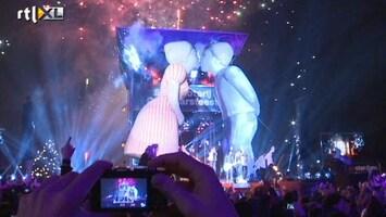 RTL Nieuws Amsterdam knalt het nieuwe jaar in