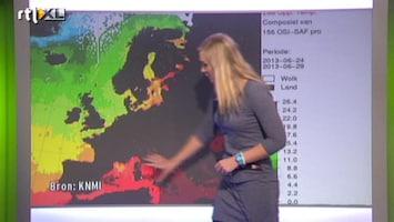 RTL Weer Vakantie Update 08 juli 2013 12:00 uur