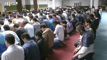 RTL Nieuws Moskeeën zitten vol met jonge moslims