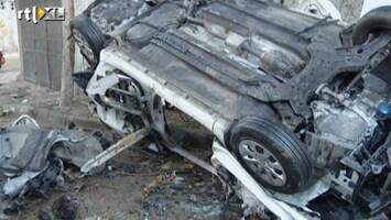 RTL Nieuws Zes doden bij raketaanval Gaza