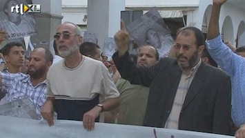 RTL Nieuws Protesten Marokko tegen grondwet