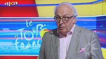 RTL Boulevard Mart Smeets voor 40e keer bij Tour de France