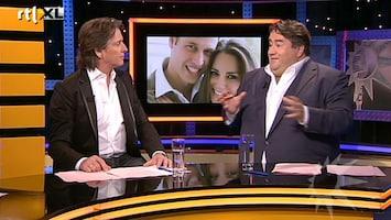 RTL Boulevard De voorbereidingen voor het Britse huwelijk