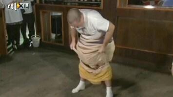 Editie NL Record! man draagt 302 onderbroeken