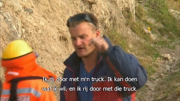 Ruige Mannen: Deadliest Roads Landslide!