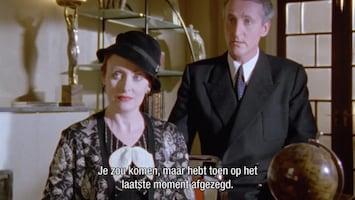 Agatha Christie's Poirot Yellow iris