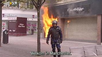 RTL Nieuws Weer Britse rellen; Londen blijft rustig