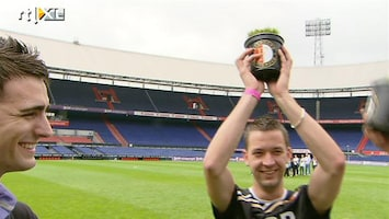 RTL Nieuws Een stadion in een potje