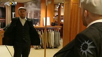 RTL Boulevard Ben Saunders draagt Humberto