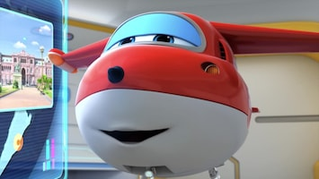 Super Wings Team tango