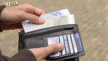 RTL Nieuws Driekwart miljoen mensen in de schulden