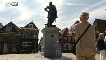 RTL Nieuws Nieuwe tekst op omstreden standbeeld Hoorn