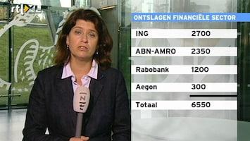RTL Nieuws 'Ontslagen ING niet alleen door crisis'
