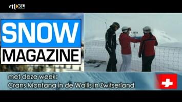 Rtl Snowmagazine - Uitzending van 28-11-2010