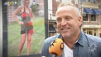 RTL Boulevard Gordon druk met opnames Hotter than my Daughter