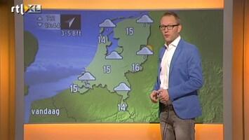 RTL Nieuws Eerst nog zon, daarna bewolking en regen