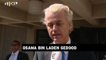 RTL Z Nieuws Nederlandse politiek reageert op dood Osama bin Laden