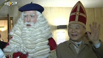 RTL Nieuws Sinterklaas lobbyt voor plaats op werelderfgoedlijst Unesco