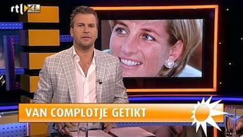 RTL Boulevard Omstreden docu over dood Lady Di