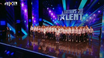 Het Beste Van Got Talent Worldwide - Only Boys Aloud Is Overweldigend