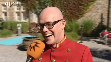 RTL Boulevard Komiek neemt Albert Verlinde in de maling