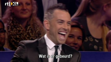Holland's Got Talent Dan zwicht voor Gordons kapsel