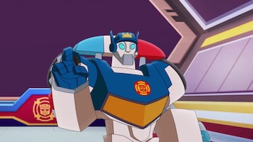 Transformers Rescue Bots Academy Afl. 39