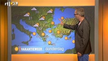 RTL Weer RTL Weer 25 juli 2013 0800