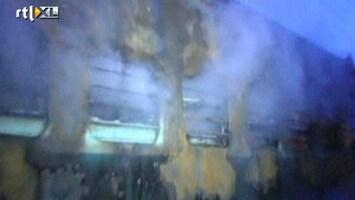 RTL Nieuws 47 doden bij treinbrand in Zuid-India