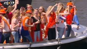 RTL Nieuws Van der Laan: Koninginnedag gemoedelijk