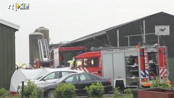 RTL Nieuws 'Het ging gruwelijk mis in mestsilo Makkinga'