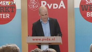 RTL Nieuws Samsom lijsttrekker PvdA bij verkiezingen