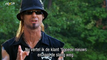 Helden Van 7: Billy The Exterminator Billy The Exterminator Aflevering 13