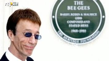 RTL Nieuws Robin Gibb (62) overleden