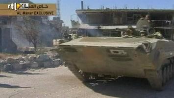 RTL Nieuws Qusair weer in handen van Syrisch leger