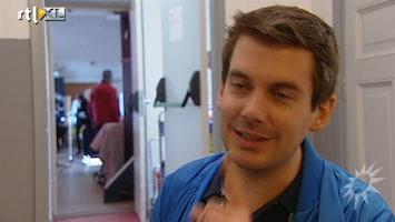 RTL Boulevard Ruben Nicolai stoomt Golden Oldies klaar voor Carré