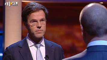 RTL Nieuws Spannende strijd tussen PvdA en VVD