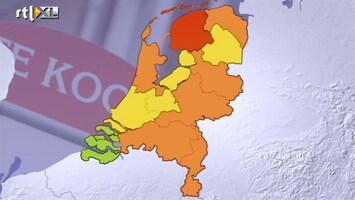 RTL Nieuws Huizenprijzen dalen steeds harder