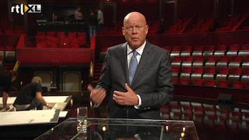 RTL Nieuws Carrédebat ging er soms fel aan toe