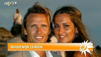 RTL Boulevard Boudewijn Zenden is papa!