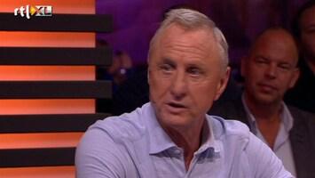 """RTL Late Night """"Er is een tijd van komen en er is een tijd van gaan. En de tijd van gaan was gekomen."""""""