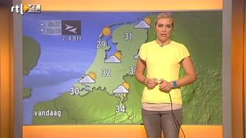 RTL Nieuws 'Nattigheid komt onze kant op'