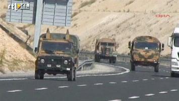 RTL Nieuws Turkse troepen naar Syrische grens