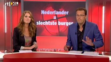 Editie NL Nederlander = slechtste burger