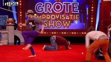 De Grote Improvisatieshow - Ik Pak.... Au!