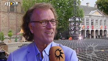 RTL Boulevard Andre Rieu op het Vrijthof