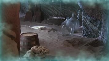Het Mysterie Van... Instortend zandkasteel (5)
