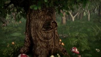 Sprookjesboom - Speurneus Langnek