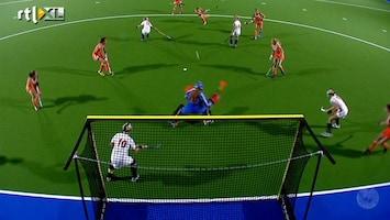 Ek Hockey 2013 - Nederland - Wit-rusland (dames)