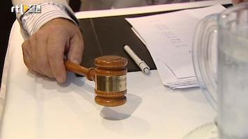 RTL Nieuws Torenhoge notariskosten bij gedwongen verkoop